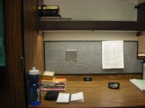 Elder Saunders Study Space