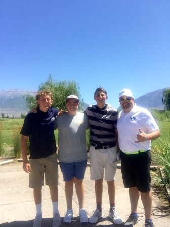 Timpanogos Golf